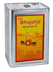 NAV BHOJAN refined palm oil