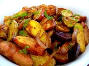 roasted-vegetable