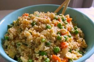declicious cauliflower-fried-rice