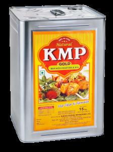 kmp gold refined vegetable oil