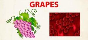 Black-grapes