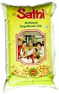 SATHI SOYABEAN OIL 1 LTR POUCH copy