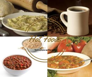 warm-up- body-food